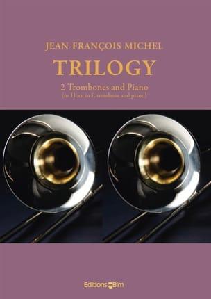 Jean-François Michel - Trilogy - Sheet Music - di-arezzo.com