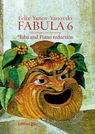 Felix Yanov-Yanovski - Fabula 6 - Sheet Music - di-arezzo.com