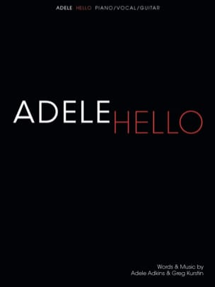 Hello Adele Partition Pop / Rock - laflutedepan