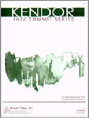 Thad Jones - Us - Kendor Jazz Summit Series - Partition - di-arezzo.fr