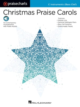 - PraiseCharts - Christmas Praise Carols avec audio en téléchargment - Partition - di-arezzo.fr
