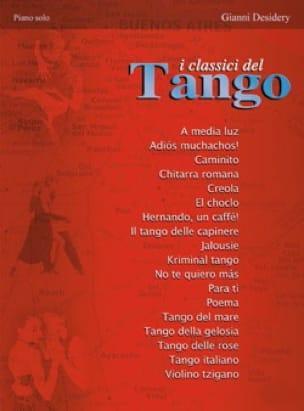 - I Classici Del Tango - Partition - di-arezzo.fr