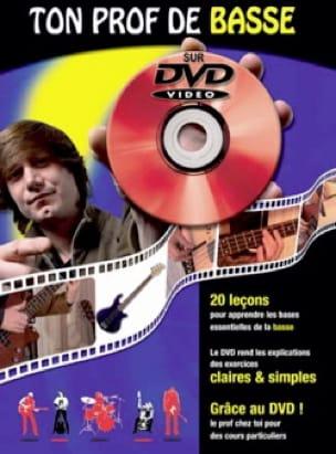 Denis Roux - Ton Prof de basse sur DVD - Partition - di-arezzo.fr