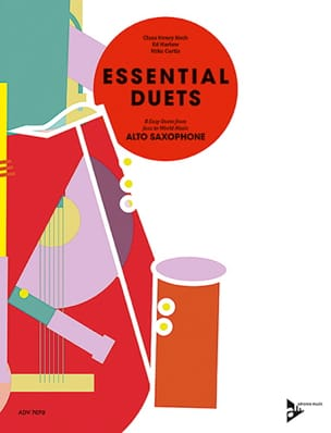 Ed Harlow, Koch Claus Henry & Mike Curtis - Essential Duets - Partition - di-arezzo.fr