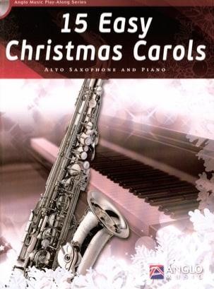 Noël - 15 Easy Christmas Carols - Partition - di-arezzo.fr