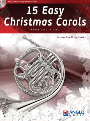 15 Easy Christmas Carols Noël Partition Cor - laflutedepan