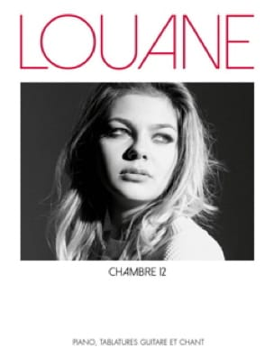 Louane - Chambre 12 - Sheet Music - di-arezzo.co.uk