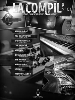 THE COMPIL N ° 01 - Sheet Music - di-arezzo.co.uk