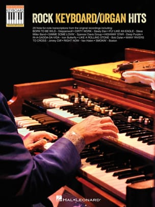 Rock Keyboard / Organ Hits - Sheet Music - di-arezzo.com