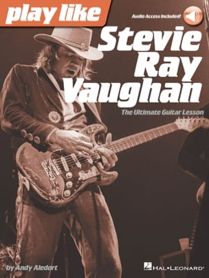 Stevie Ray Vaughan - Play like Stevie Ray Vaughan - Sheet Music - di-arezzo.co.uk