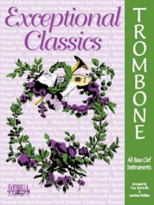- Exceptional Classics Trombone - Partition - di-arezzo.fr