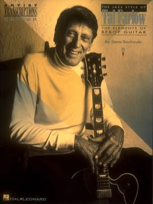 Tal Farlow - The Jazz Style Of Tal Farlow - Partition - di-arezzo.fr