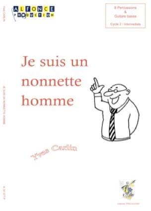 Yves Carlin - Je suis un nonnette homme - Partition - di-arezzo.fr