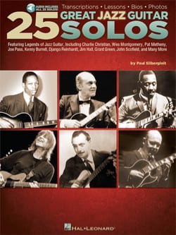 - 25 Great Jazz Guitar Solos - Sheet Music - di-arezzo.co.uk