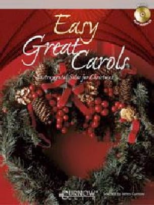 Easy Great Carols Noël Partition Trompette - laflutedepan