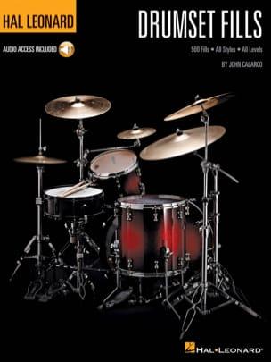 Hal Leonard Drumset Fills - John Calarco - laflutedepan.com