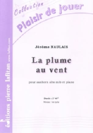 Jérôme Naulais - The feather in the wind - Sheet Music - di-arezzo.com