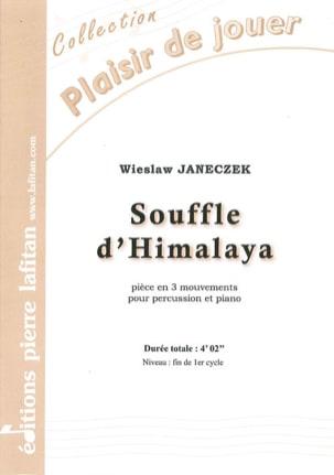 Wieslaw Janeczek - Breath of Himalaya - Sheet Music - di-arezzo.com