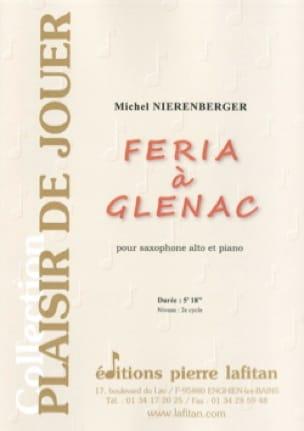Feria à Glénac - Michel Nierenberger - Partition - laflutedepan.com