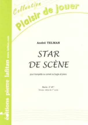 André Telman - Stage Star - Sheet Music - di-arezzo.co.uk