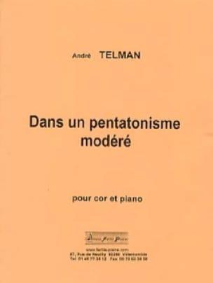 Dans un pentatonisme modéré - André Telman - laflutedepan.com