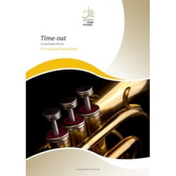 Peter Lejaeghere - Time-out - Sheet Music - di-arezzo.com