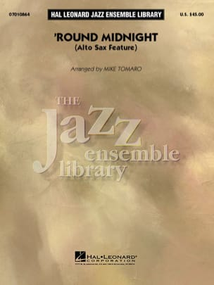 Thelonious Monk - Round Midnight (Alto Sax Feature) - Partition - di-arezzo.fr