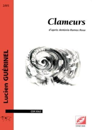 Lucien Guérinel - shouts - Sheet Music - di-arezzo.com