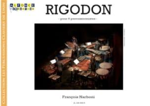 François Narboni - rigodon - Sheet Music - di-arezzo.com