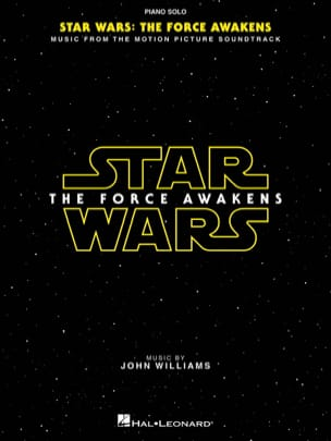 John Williams - Star Wars: Episode VII - Le Réveil de la Force - Partition - di-arezzo.fr