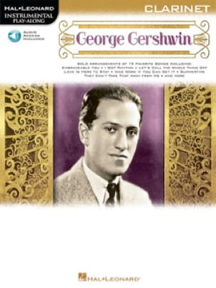 George Gershwin - George Gershwin Instrumental Play-Along - Sheet Music - di-arezzo.co.uk
