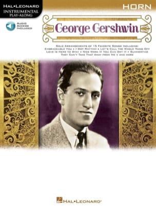 George Gershwin - George Gershwin Instrumental Play-Along - Partition - di-arezzo.fr