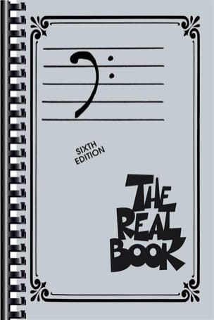 - The Mini Real Book - Volume I Bass Clef - Sheet Music - di-arezzo.com