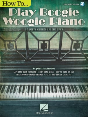 How to Play... Boogie Woogie Piano laflutedepan