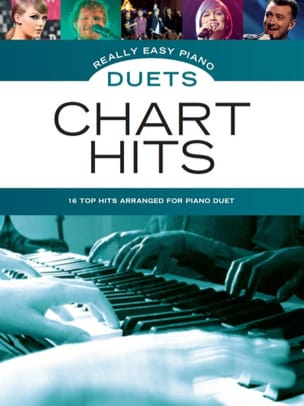 Really Easy Piano Duets - Chart Hits Partition Piano - laflutedepan