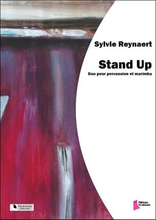 Stand Up Sylvie Reynaert Partition laflutedepan