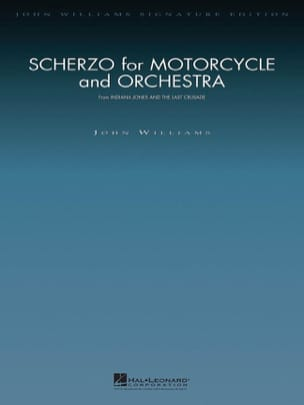 Scherzo for Motorcycle and Orchestra John Williams laflutedepan