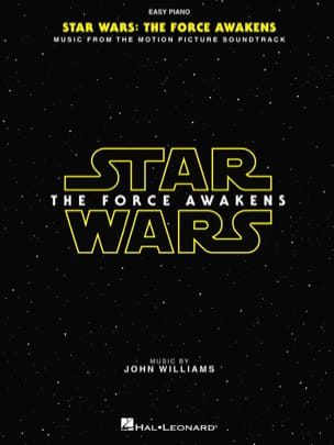 John Williams - Star Wars: Episode VII - Le Réveil de la Force Piano Facile - Partition - di-arezzo.fr