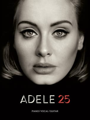 25 Adele Partition Pop / Rock - laflutedepan