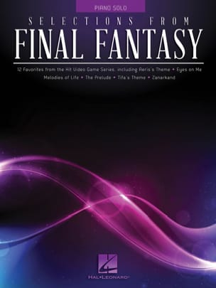 Musique de Jeux Vidéo - Final Fantasy, Video Game Music - Sheet Music - di-arezzo.co.uk