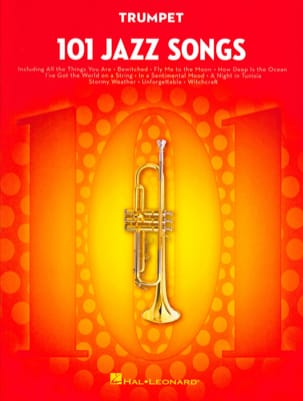 101 Jazz Songs for Trumpet Partition Trompette - laflutedepan