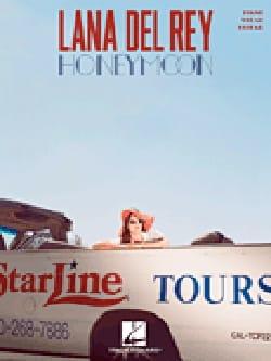 Lana Del Rey - Honeymoon - Partition - di-arezzo.fr