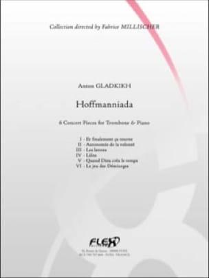 Anton Gladkikh - Hoffmanniada - 6 Pieces Concert - Sheet Music - di-arezzo.com