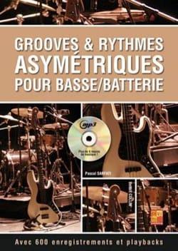 Pascal Sarfati & Benoît Collin - Grooves - Bass / Drum-MP3のための非対称リズム - 楽譜 - di-arezzo.jp