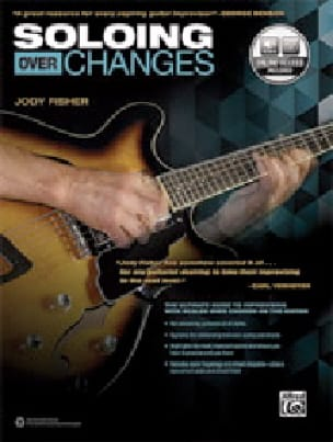 Soloing over Changes Jody Fisher Partition Guitare - laflutedepan
