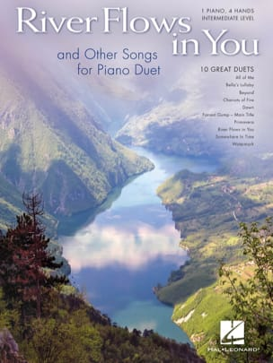 River Flows in You and Other Songs Arranged for Piano Duet laflutedepan