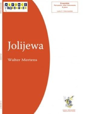 Walter Mertens - Jolijewa - Sheet Music - di-arezzo.co.uk