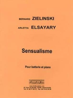 Sensualisme Bernard ZIELINSKi et Arletta ELSAYARI laflutedepan