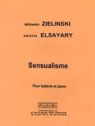 Bernard ZIELINSKi et Arletta ELSAYARI - Sensualisme - Partition - di-arezzo.fr