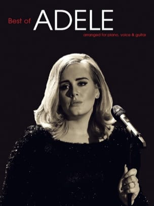 Adele - The Best Of Adele - Sheet Music - di-arezzo.com